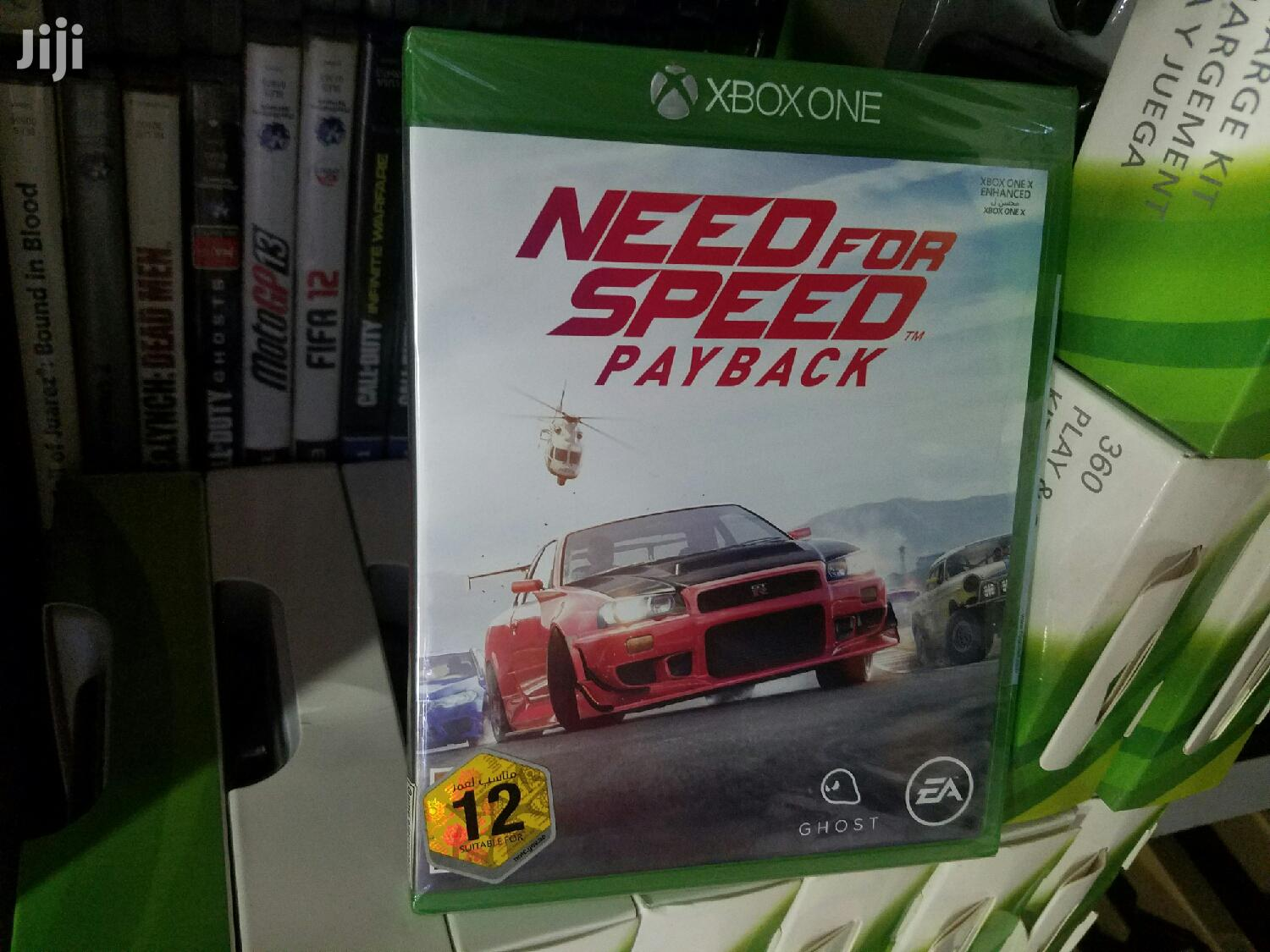 Need For Speed Payback Xbox One Game New In Nairobi Central