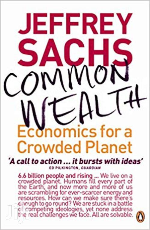 Common Wealth -jeffrey Sachs