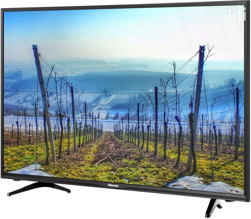 Archive: Hisense 40 Inch Smart LED Tv- Black