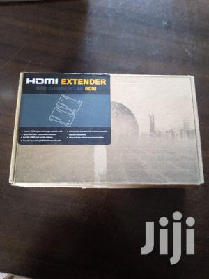 HDMI Extender Over Single Cat5/Cat6 Ethernet Cable Up To 60M/196ft   Accessories & Supplies for Electronics for sale in Nairobi, Nairobi Central