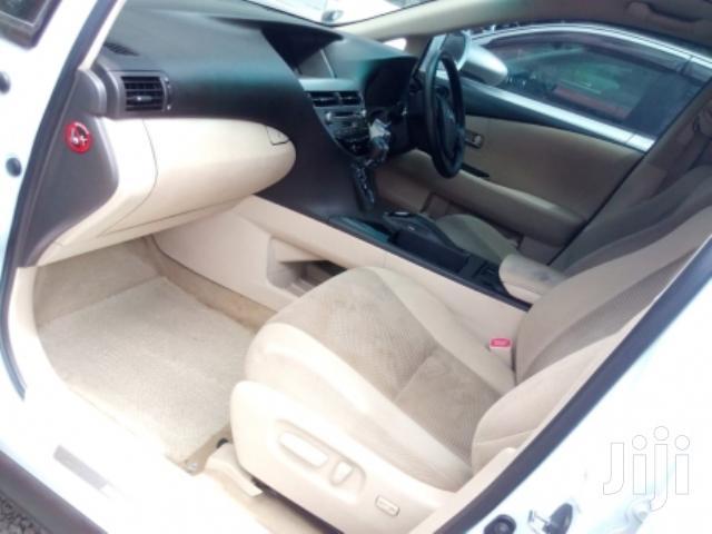Archive: Lexus RX 2009 350 4x4 White