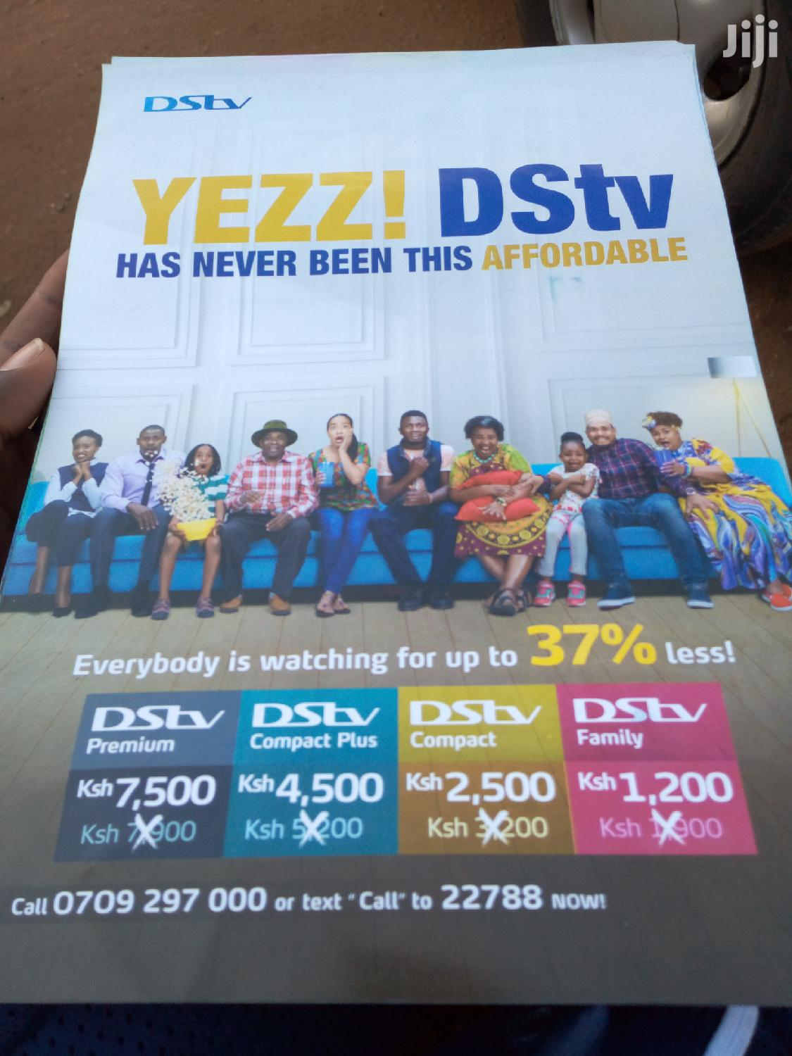 Archive: Dstv Installation Services Kahawa West