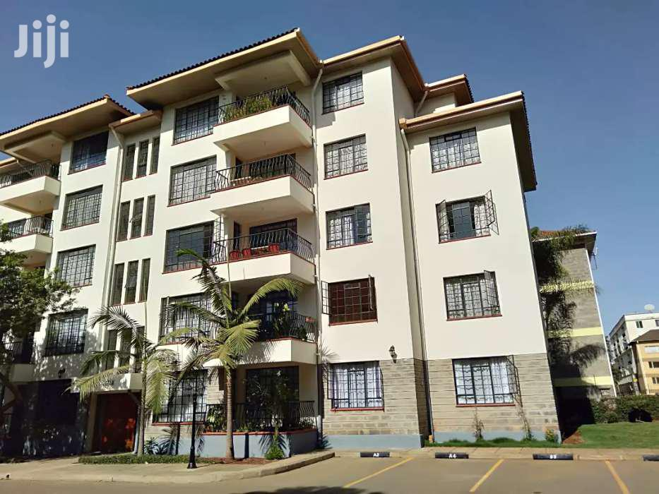 Executive 3br With Sq Apartment To Let In Kilimani
