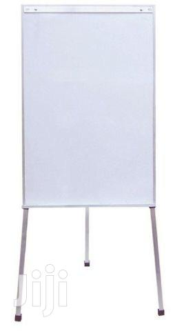 Flip Chart Stand With Rollers