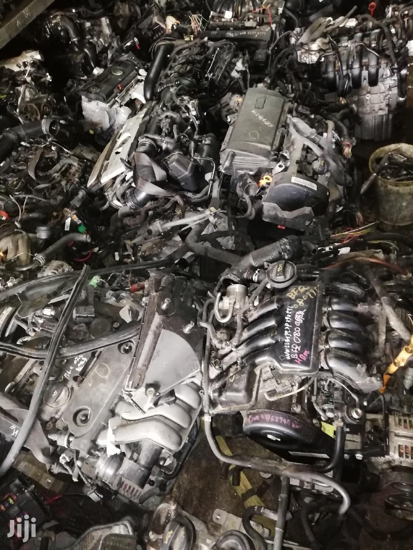 Mercedes-benz, BMW, AUDI, Vws Engines