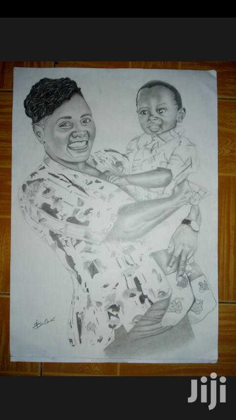 Archive: Potrait Drawing