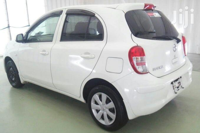 Archive: Nissan March 2012 White