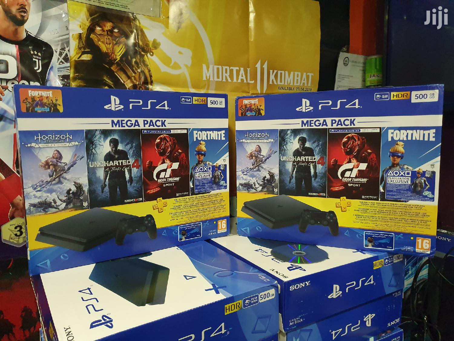 Ps4 Hits Bundle With 4 Games in Nairobi ...