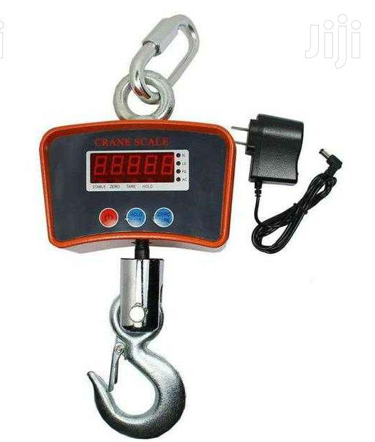 500kgs Crane Scale Machine