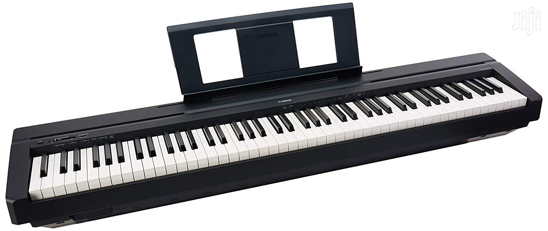 P-45B Yamaha Compact 88-key Portable Digital Piano