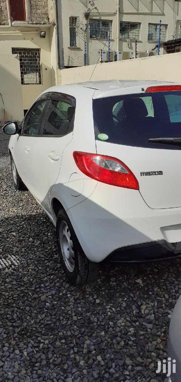 Archive: Mazda Demio 2012 White