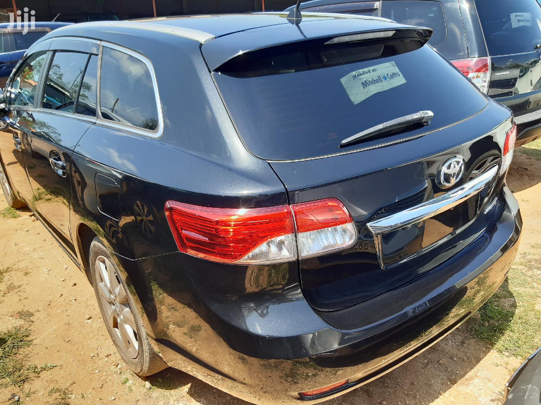 Toyota Avensis 2012 Black | Cars for sale in Shimanzi/Ganjoni, Mombasa, Kenya