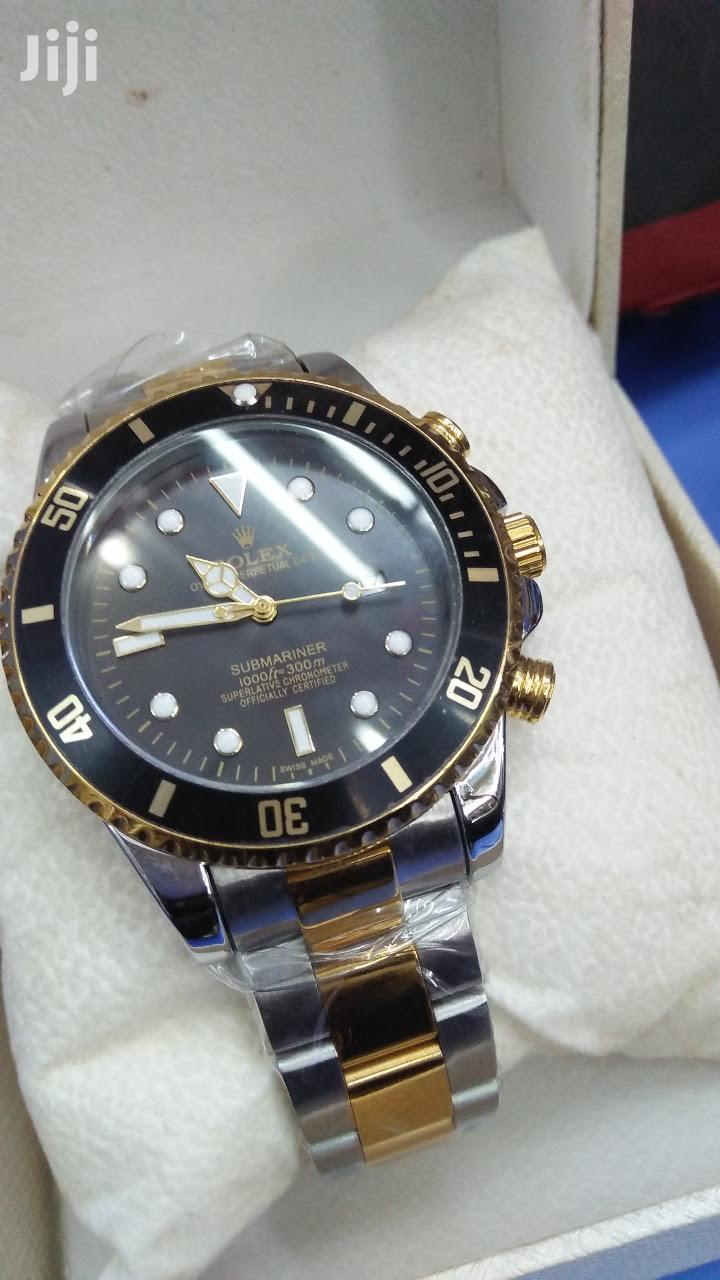 Black And Silver Rolex | Watches for sale in Nairobi Central, Nairobi, Kenya