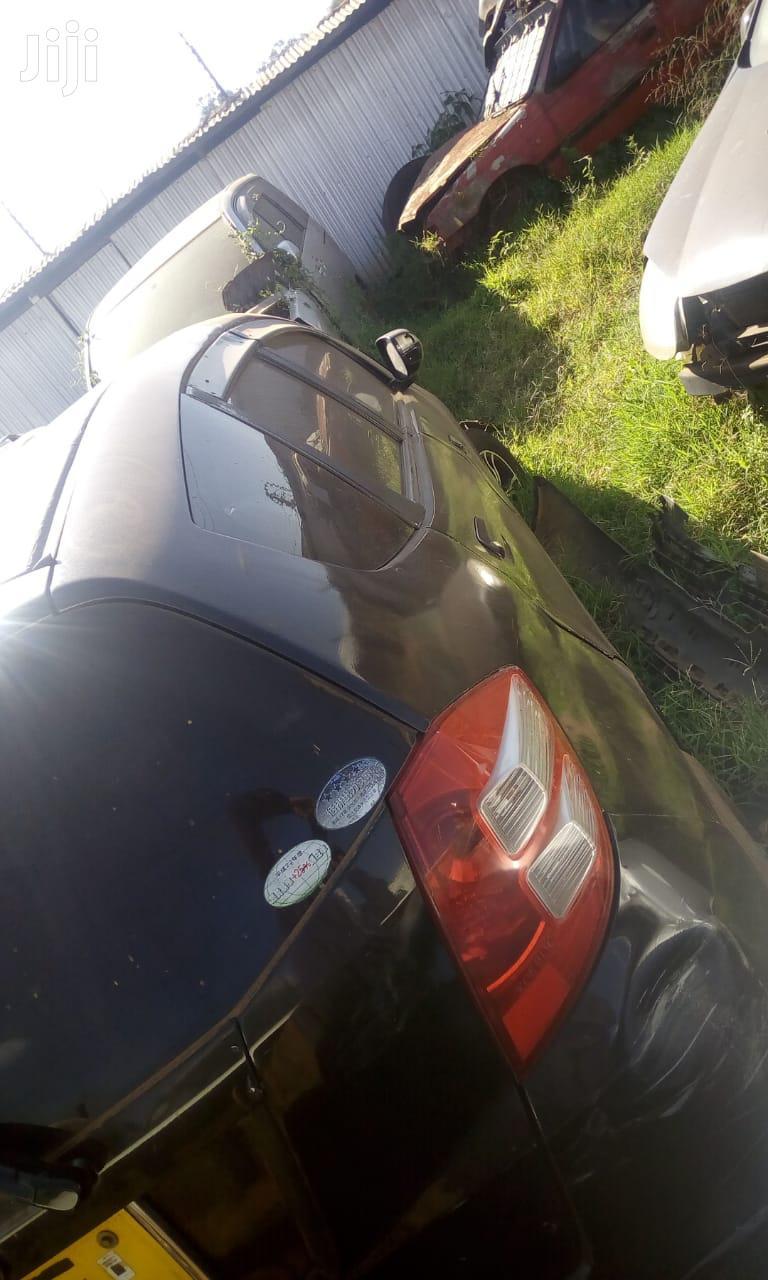 Archive: Honda Fit 2010 Black
