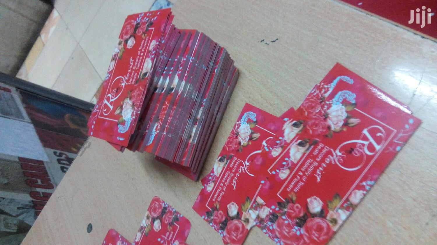 Archive: Business Cards Printing