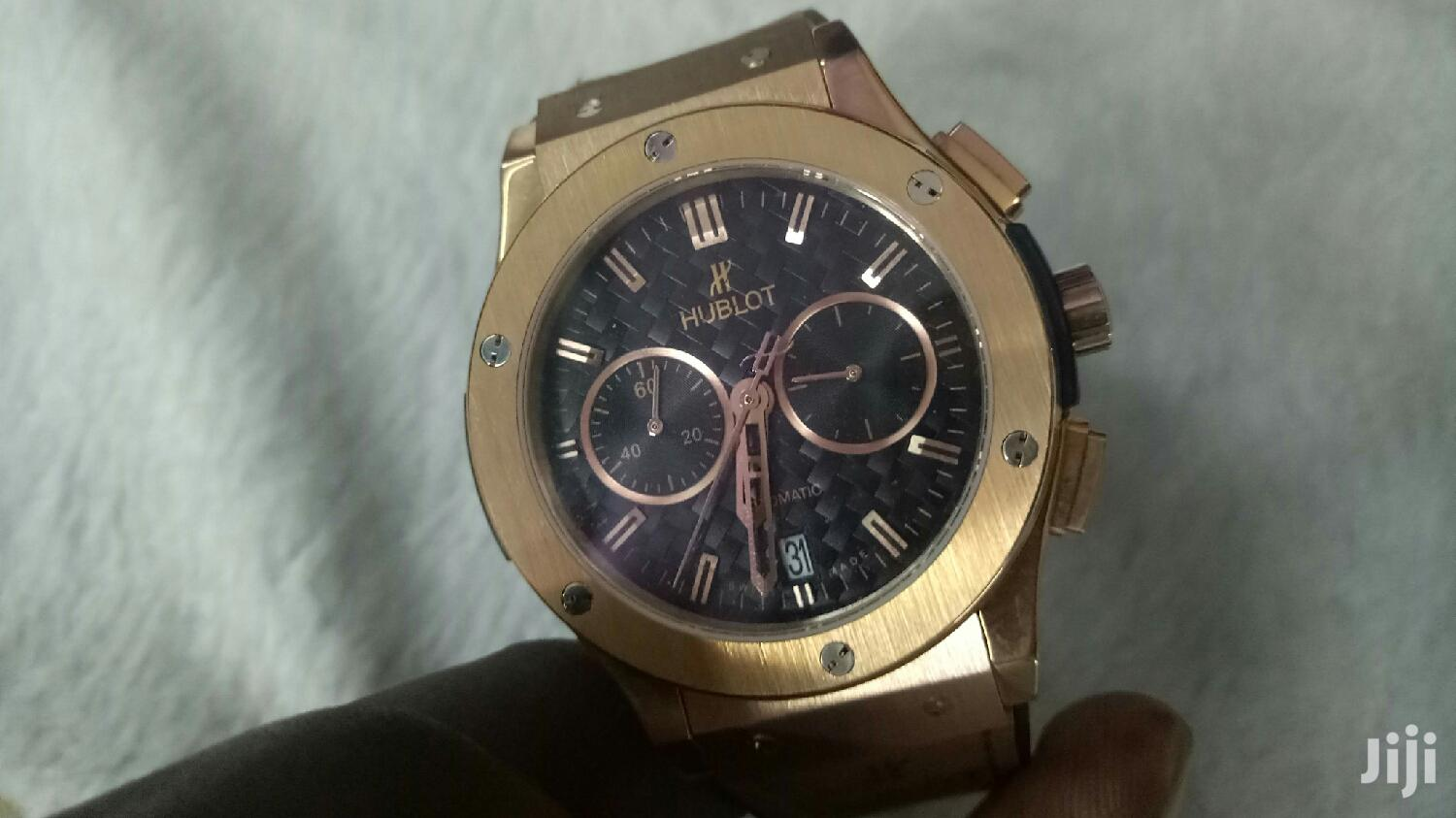 Hublot Gents Watch Quality Timepiece