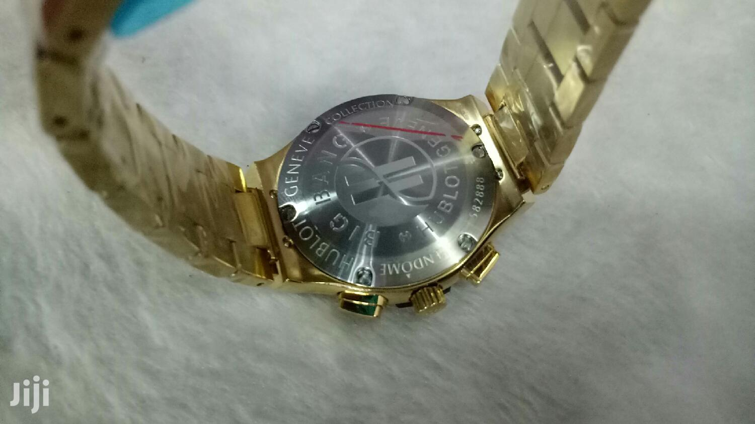Small Hublot For Ladies Quality Timepiece | Watches for sale in Nairobi Central, Nairobi, Kenya