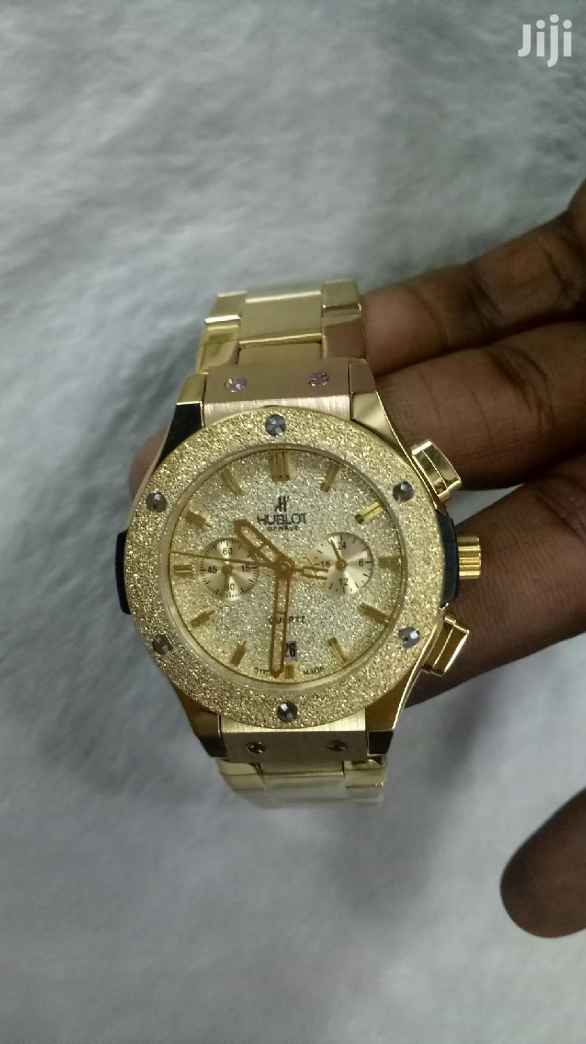Small Hublot For Ladies Quality Timepiece