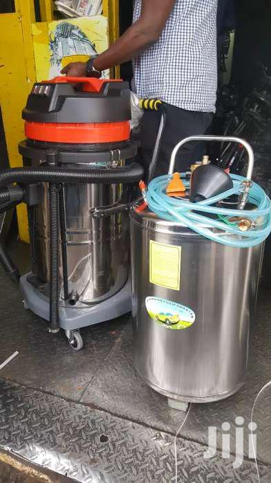 Carwash Vacuum Cleaner Wet & Dry 100litres