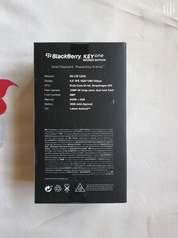Archive: New BlackBerry KEYone 64 GB