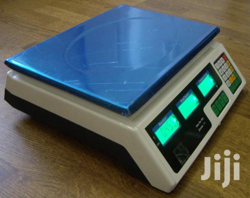 Archive: Acs 30 Digital Weighing Scale