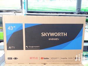 43 Inch Skyworth Smart ANDROID Frameless HD Tv | TV & DVD Equipment for sale in Nairobi, Nairobi Central