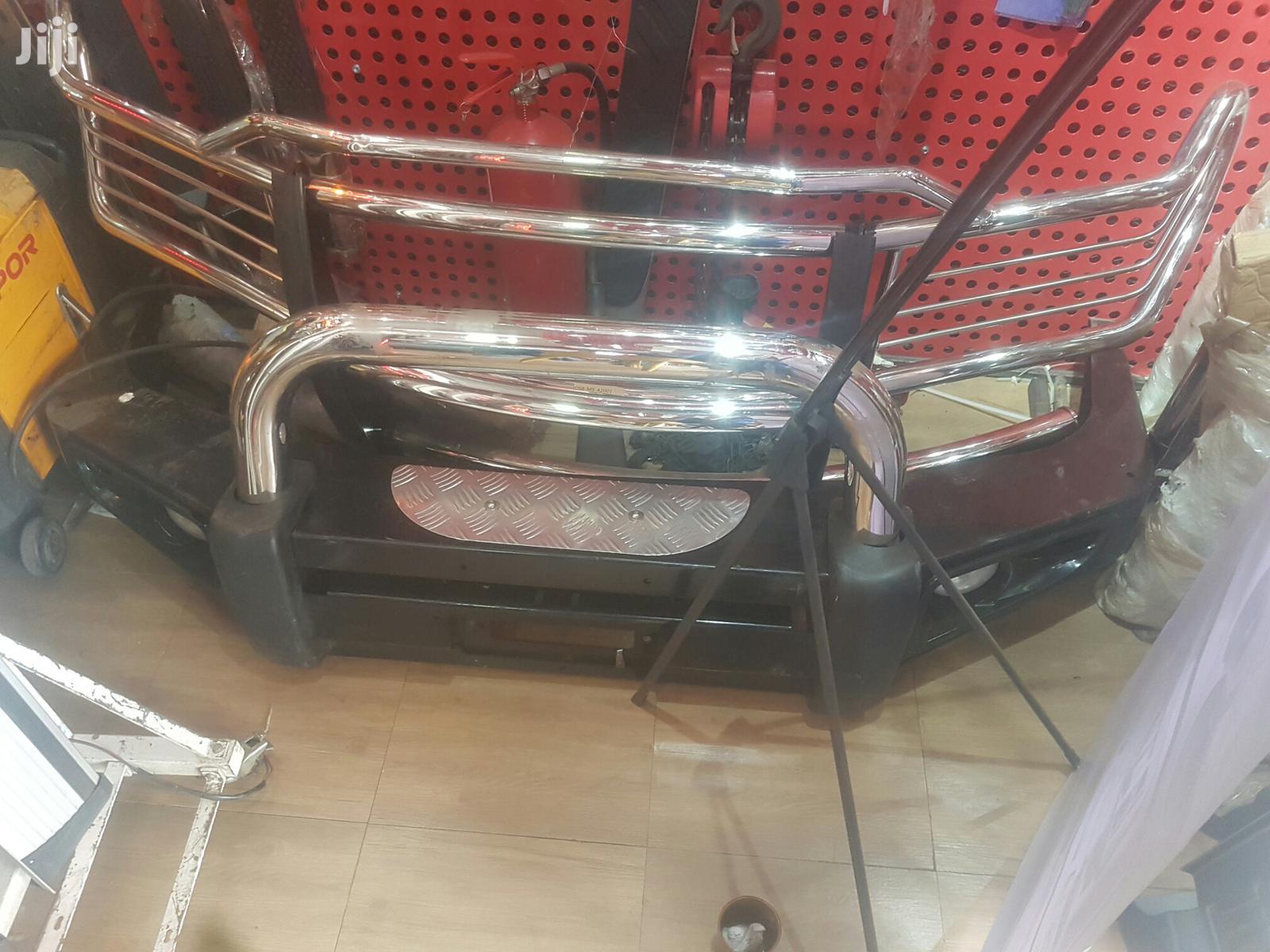 Archive: Bumber Bull-bars For Landcruiser Prado J120