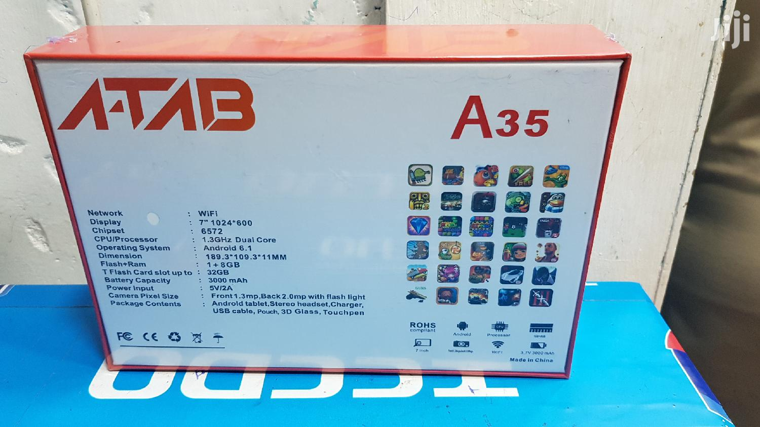 Archive: Kids Tablet 8gb