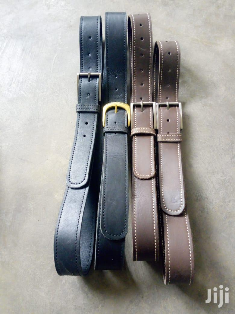 Archive: Leather Belt