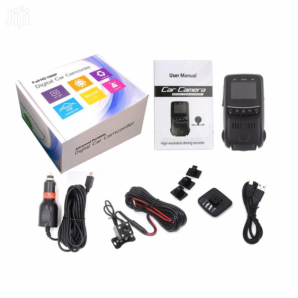B40D 1080p Car Dash Camera Video Recorder