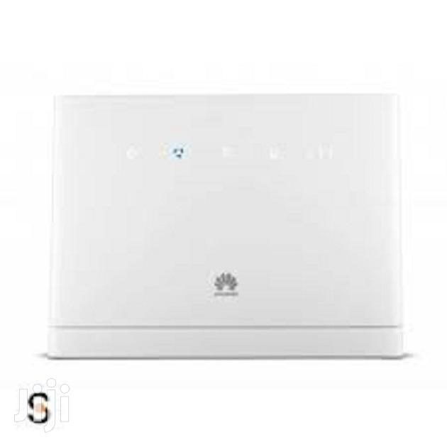 Unlocked Huawei 4G Router - B310s-518 -supports Faiba