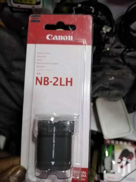 Canon NB-2L NB-2LH Battery