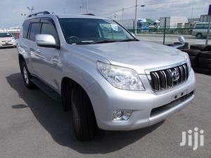 New Toyota Land Cruiser Prado 2012 Silver | Cars for sale in Mombasa, Tononoka