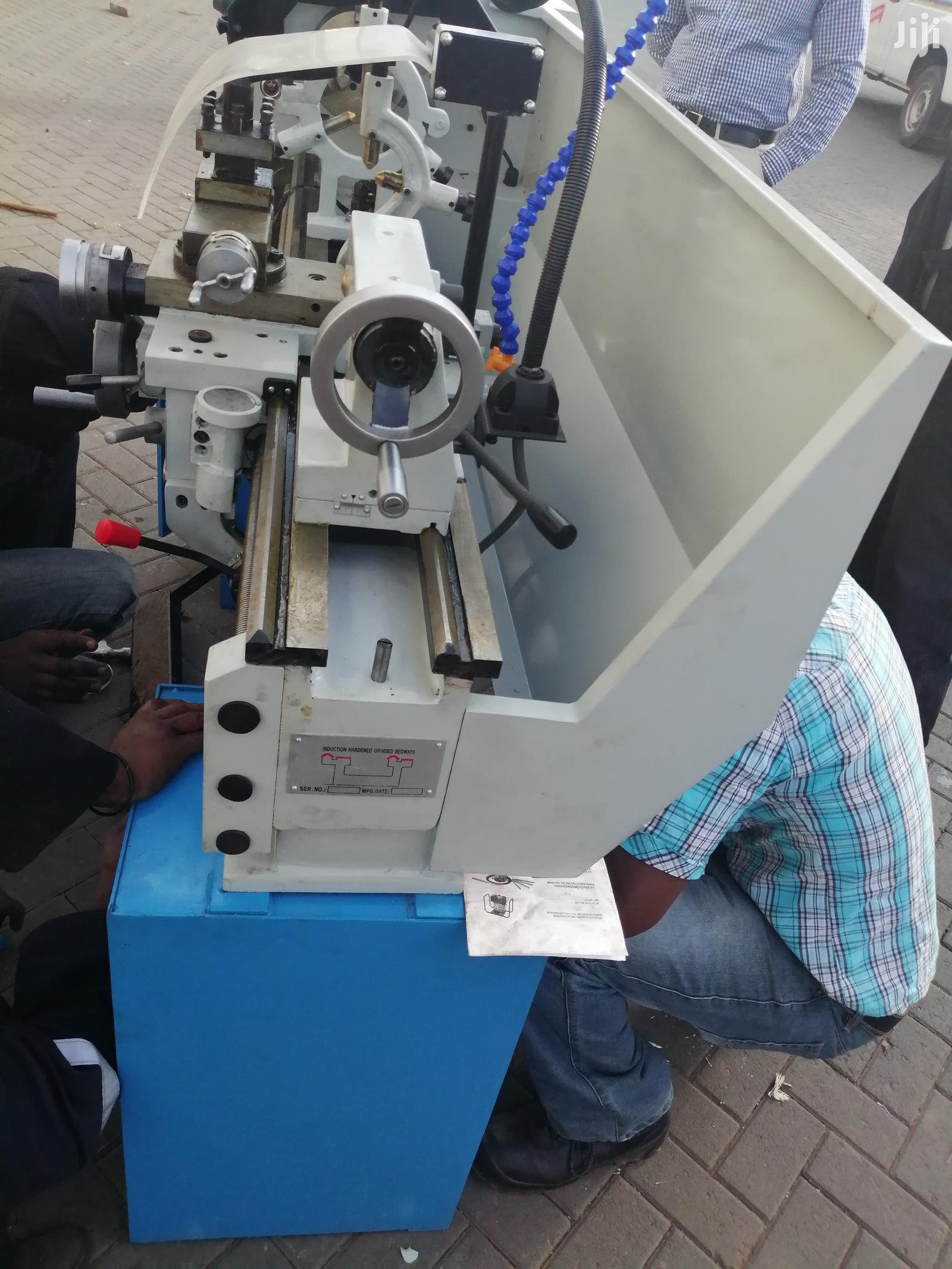 Metal Lathe Machine | Manufacturing Equipment for sale in Embakasi, Nairobi, Kenya