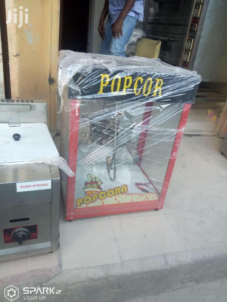 Archive: Imported Popcorn Machine