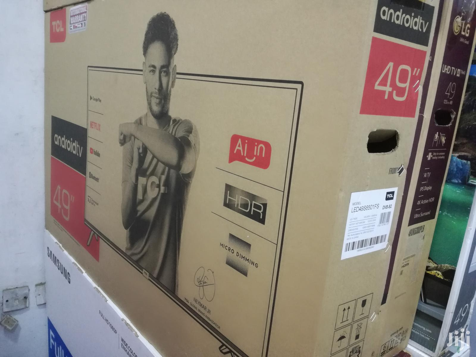 Archive: 49 Inch TCL Smart Android Full HD LED Tv