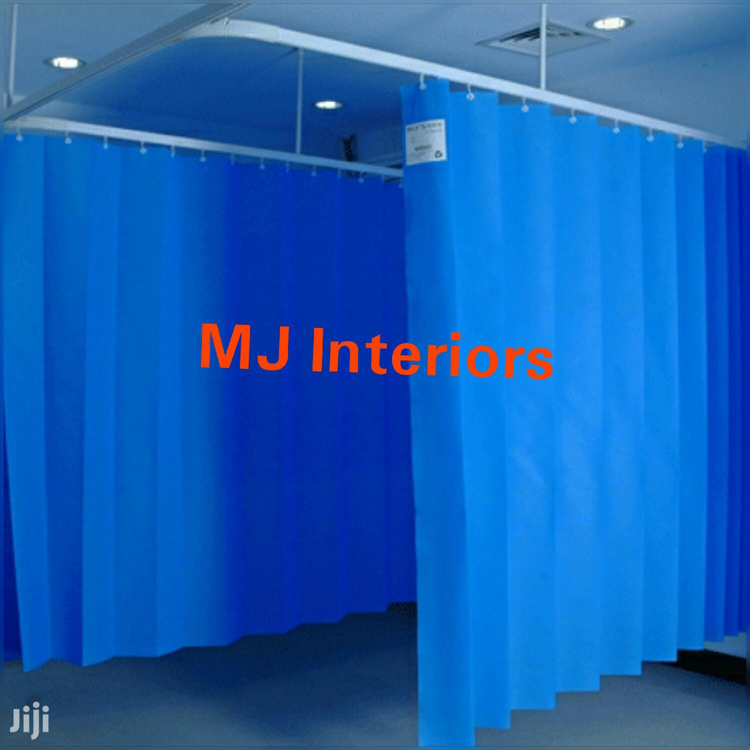 Archive: Hospital Curtains