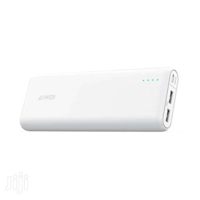 Anker Powercore 20100mah Power Bank With Poweriq And Multiprotect