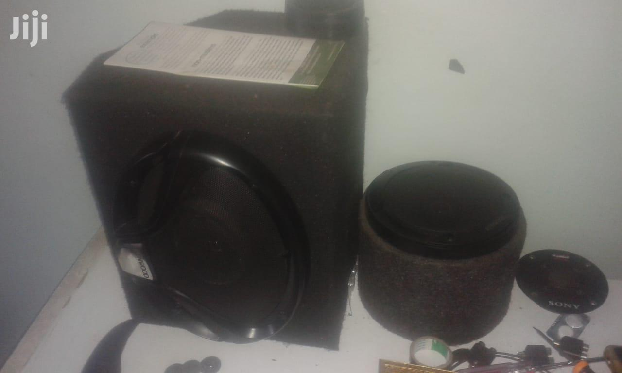 Car Audio System For Home