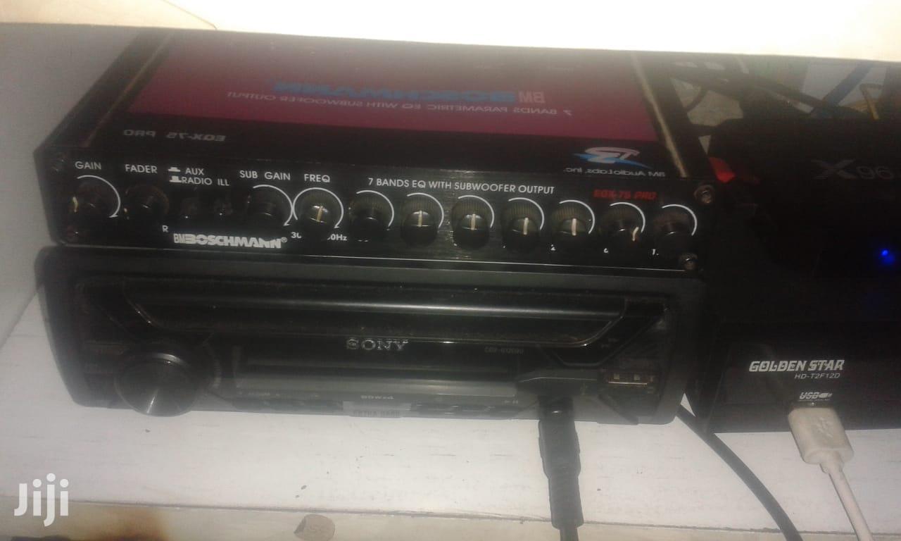 Car Audio System For Home   Audio & Music Equipment for sale in California, Nairobi, Kenya