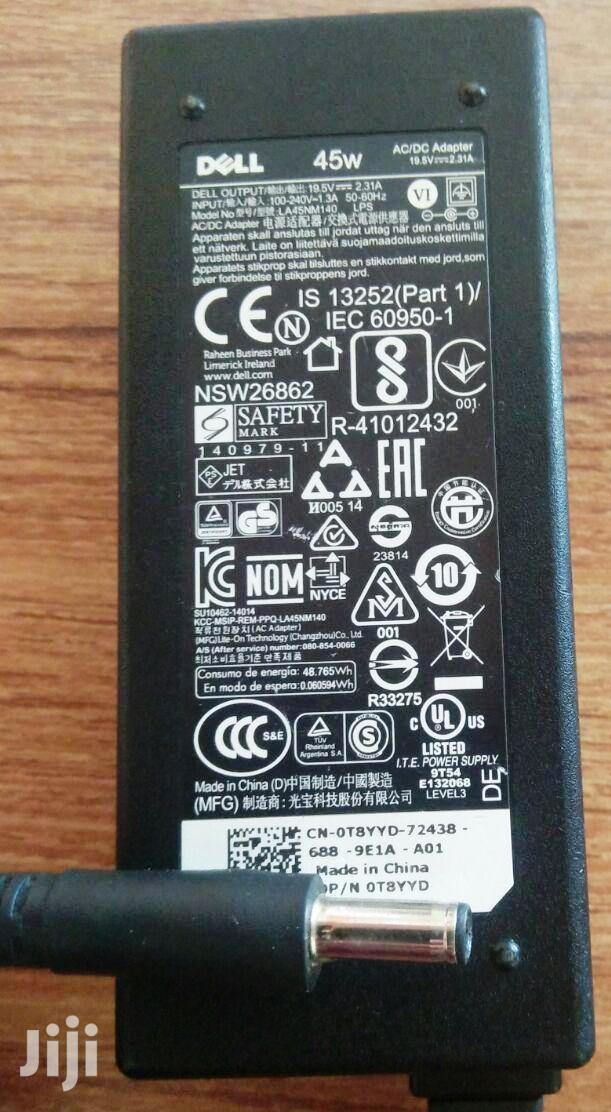 Archive: Dell Charger Small Pin, 45W,19.5V, 2.31A