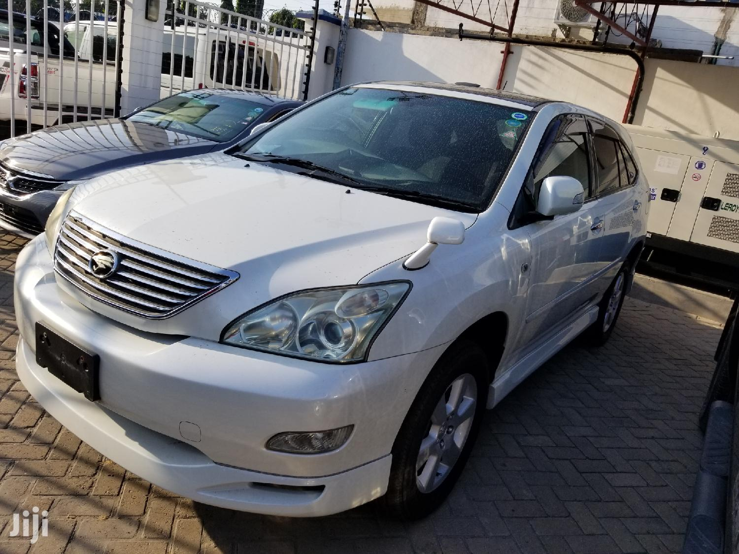 Toyota Harrier 2012 White | Cars for sale in Tononoka, Mombasa, Kenya
