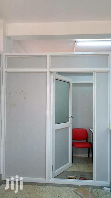 Alumium Swing Door