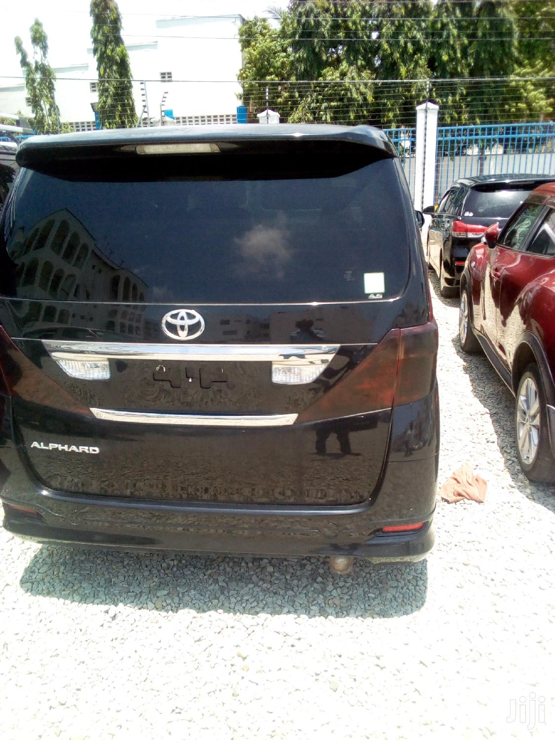 Honda Stream 2012 Black | Cars for sale in Moi Avenue, Mombasa, Kenya