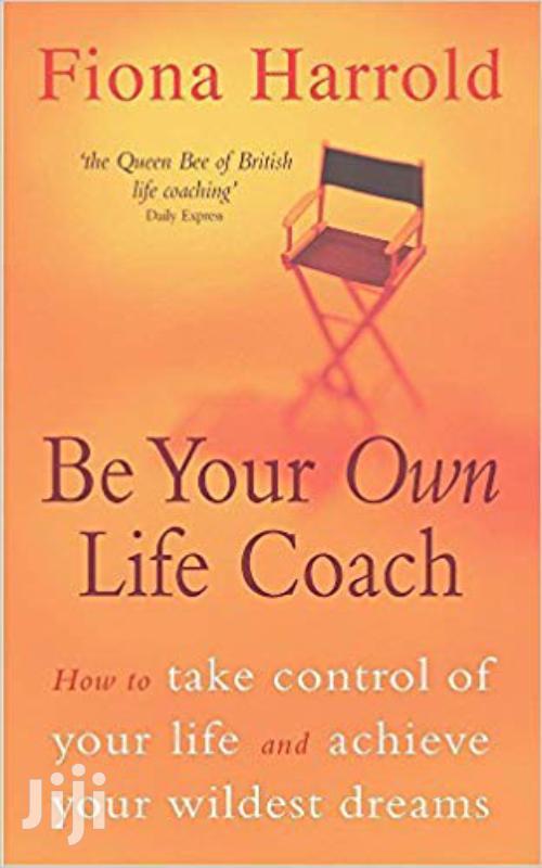 Be Your Own Life Coach -Fiona Harrold