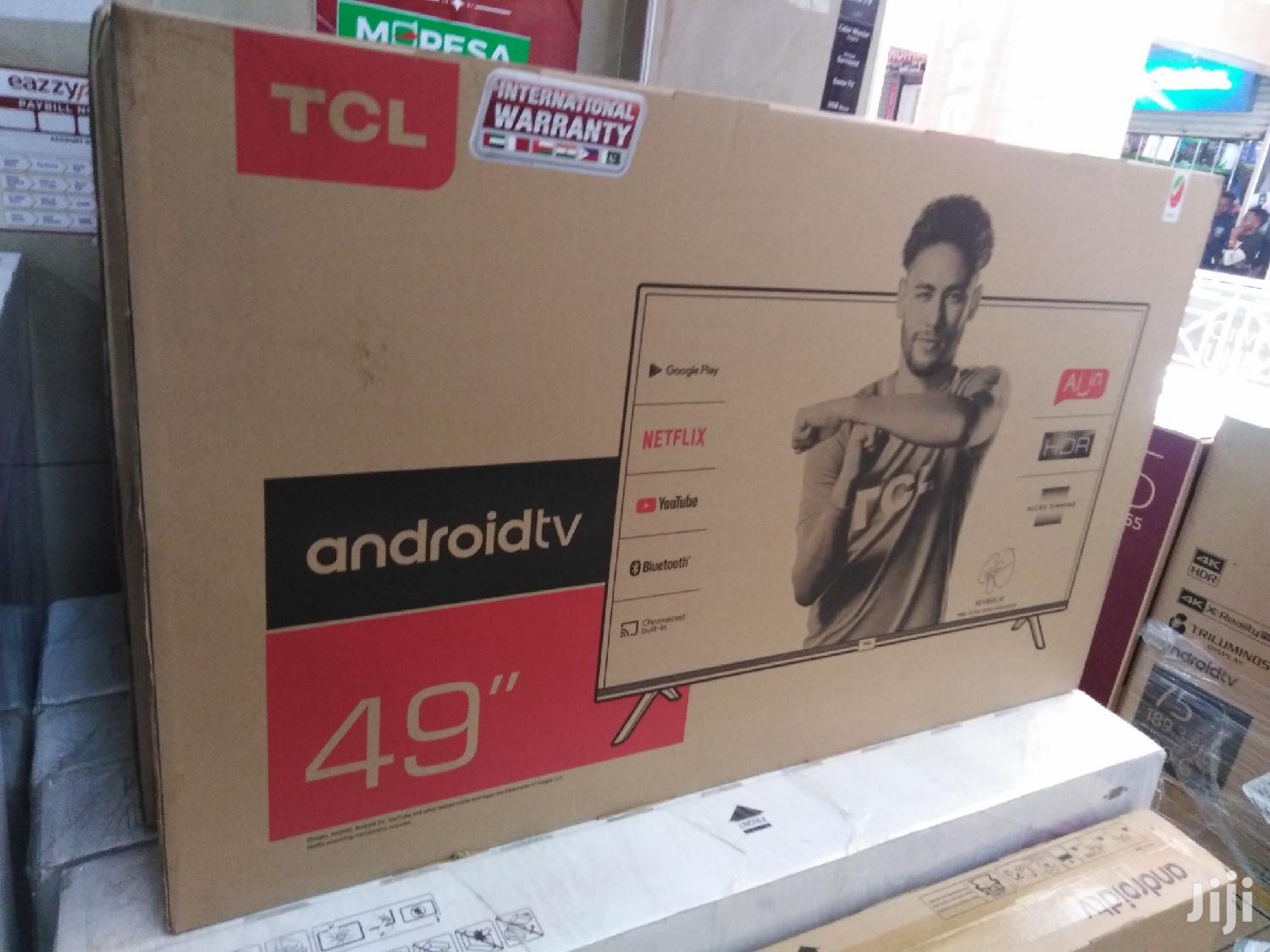Tcl 49 Inch Android Smart Full HD TV