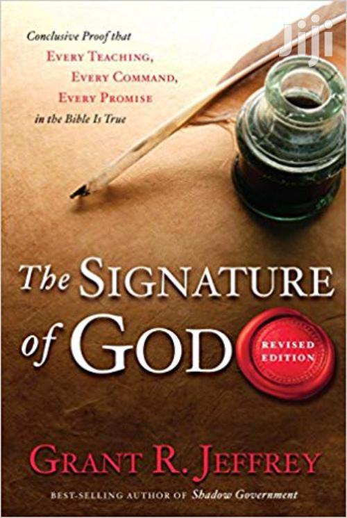 The Signature of God - Grant Jeffrey