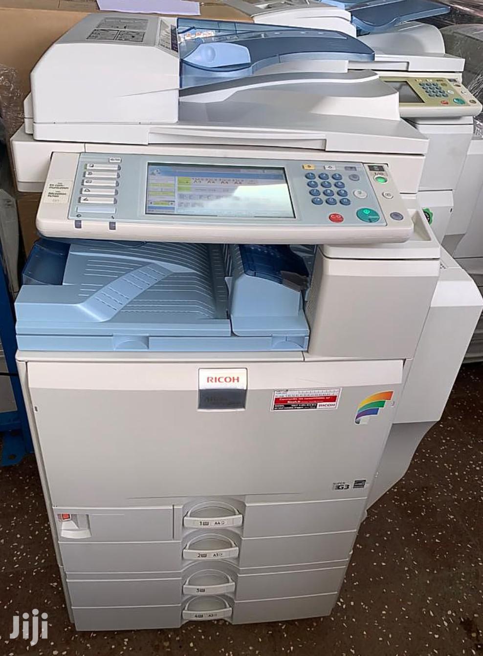 High Quality Ricoh Aficio MP C2800 Photocopier Printer Scanner Machine