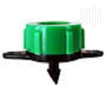 Adjustable Dripper 0-100 Liters/Hour