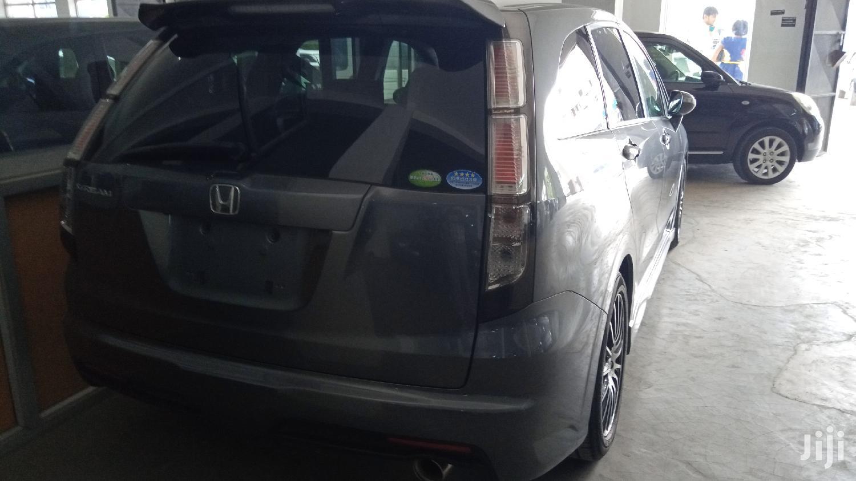 Archive: Honda Stream 2012 Gray